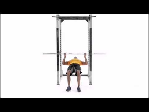 Modified Inverted Row Exercise
