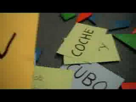 Ver vídeoSíndrome de Down: Lectura global. Repaso con tarjetas.