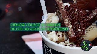 Cocina molecular: la ciencia detrás de los helados de nitrógeno que puedes comprar en Ciudad de México