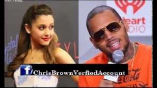 Chris Brown - Blue Roses (Snippet) ft. Ariana Grande