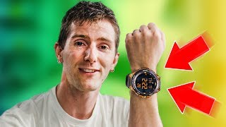 Why do I wear THIS Smartwatch? - CASIO WSD-F20A Showcase - Video Youtube