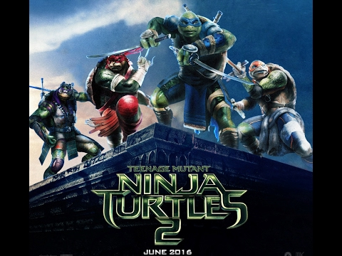 TMNT 2 Out Of The Shadows Full Movie Part 1
