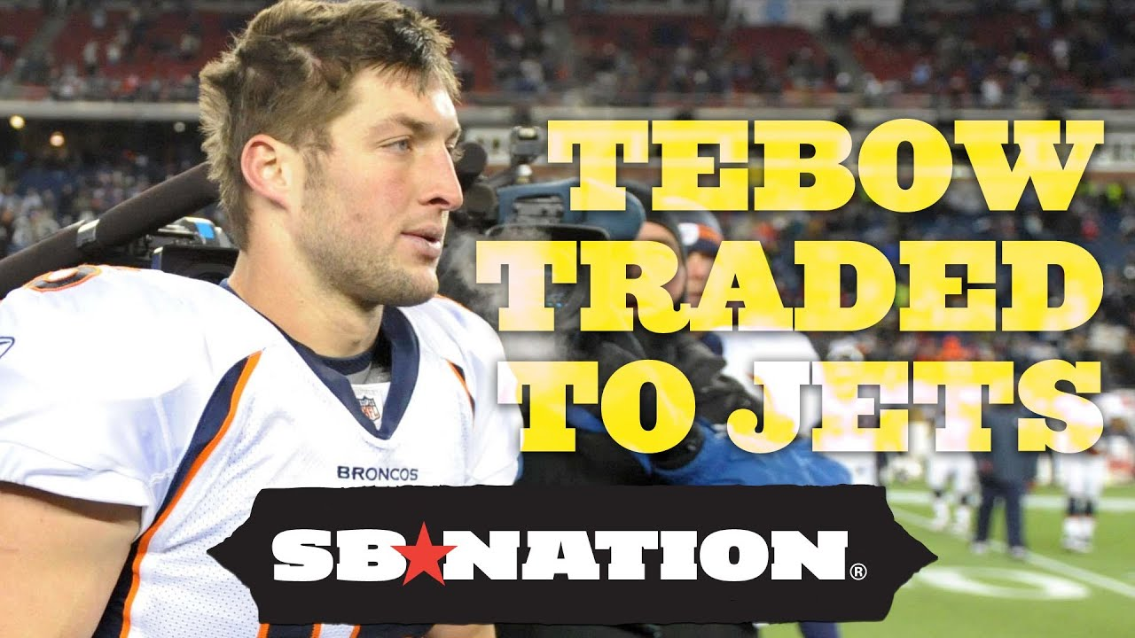 Tim Tebow Traded to New York Jets thumbnail