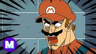 Mario And Luigi: Super Anime Brothers
