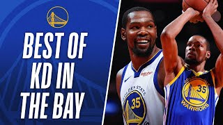 Best of Kevin Durant with the Golden State Warriors