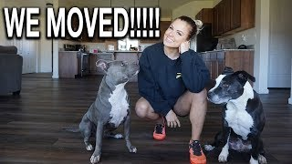 WE MOVED! House Tour & Life Update
