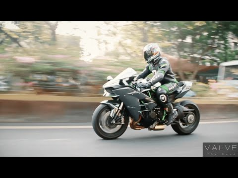 Kawasaki Ninja H2: The Supercharged Beast in India
