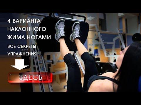 Жим ногами в тренажере: техника выполнения. Наклонный жим платформы ногами лежа для ягодиц: постановка ног