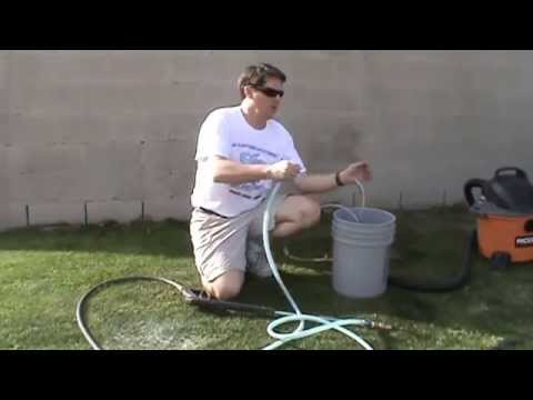 INSTRUCTION 30. Trouble Shooting Tips 4.  Mr. Hard Water Pool Tile Cleaning Blast Kits