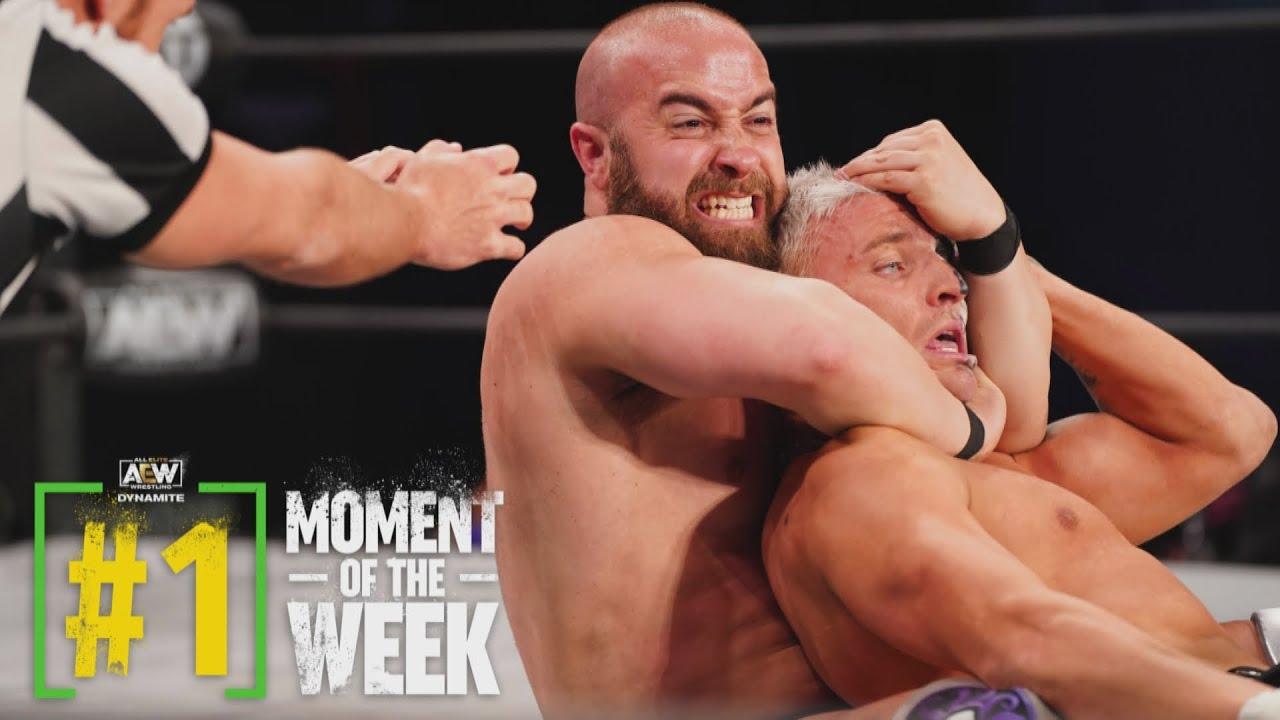 Darby Allin Defends AEW TNT Title Against John Silver