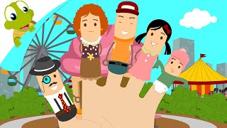 Finger family nursery rhyme and more