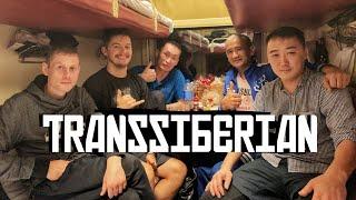 Kolej Transsyberyjska ZIMĄ 🚂💨❄️ 74H w rosyjskim pociągu 🕺🏻GDZIE BĄDŹ