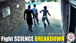 Sucker Punch Analysis: STUPID MISTAKES Got this Guy Robbed!!! [Fight SCIENCE BREAKDOWN]