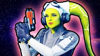 Top 10 Most AMAZING Star Wars Cosplays
