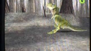 The Lost World: Jurassic Park - Tyrannosaurus Rex Part I