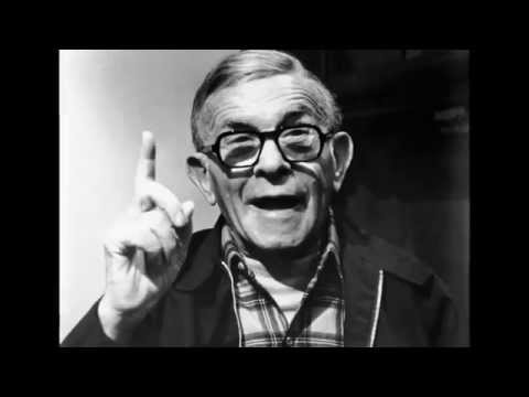 The Legendary George Burns - Being 18 Again