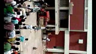 fight in dav college....on 3rd sep 2009 part 1