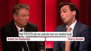 Debat over de voor- en nadelen van TTIP/CETA - DUNK: OPINIE ZONDER OMWEG