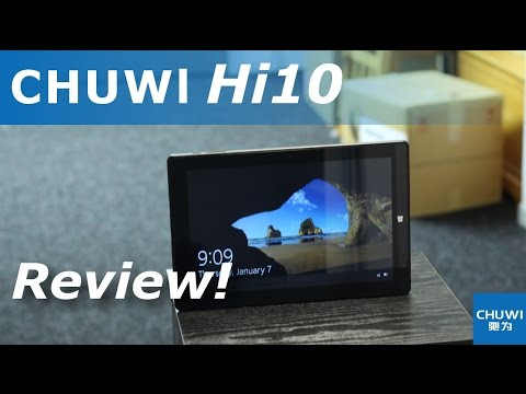 Chuwi Hi10 Review!