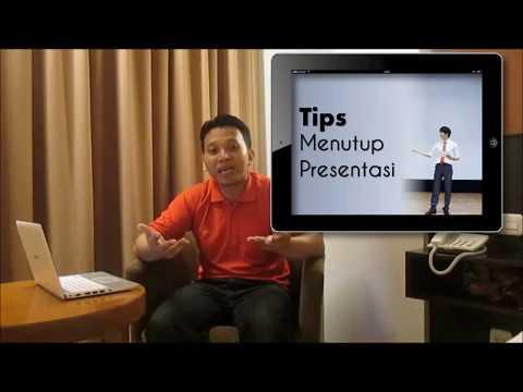Video Pakar Slide - Tips Menutup Presentasi