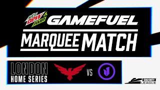 Game Fuel Marquee Match | London Royal Ravens vs Toronto Ultra | London Home Series Day 1