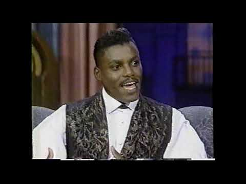 Carl Lewis interview on Olympics Ben Johnson Jesse Owens Later With Bob Costas 2/3/92