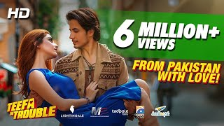 Teefa In Trouble OFFICIAL TRAILER 2018 | Ali Zafar | Maya Ali | Pakistani Movie 2018