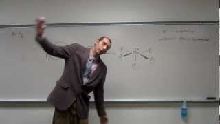 VSEPR Theory - Bromine Pentafluoride (BrF5) - Expanded Valence
