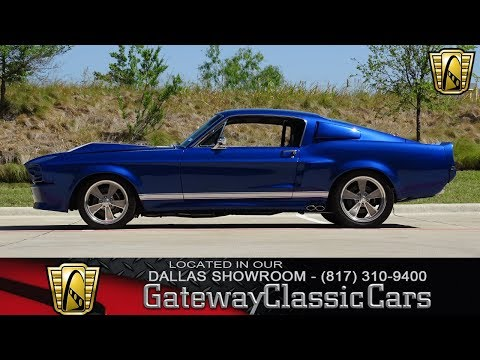 Video of '67 Mustang - L5RP