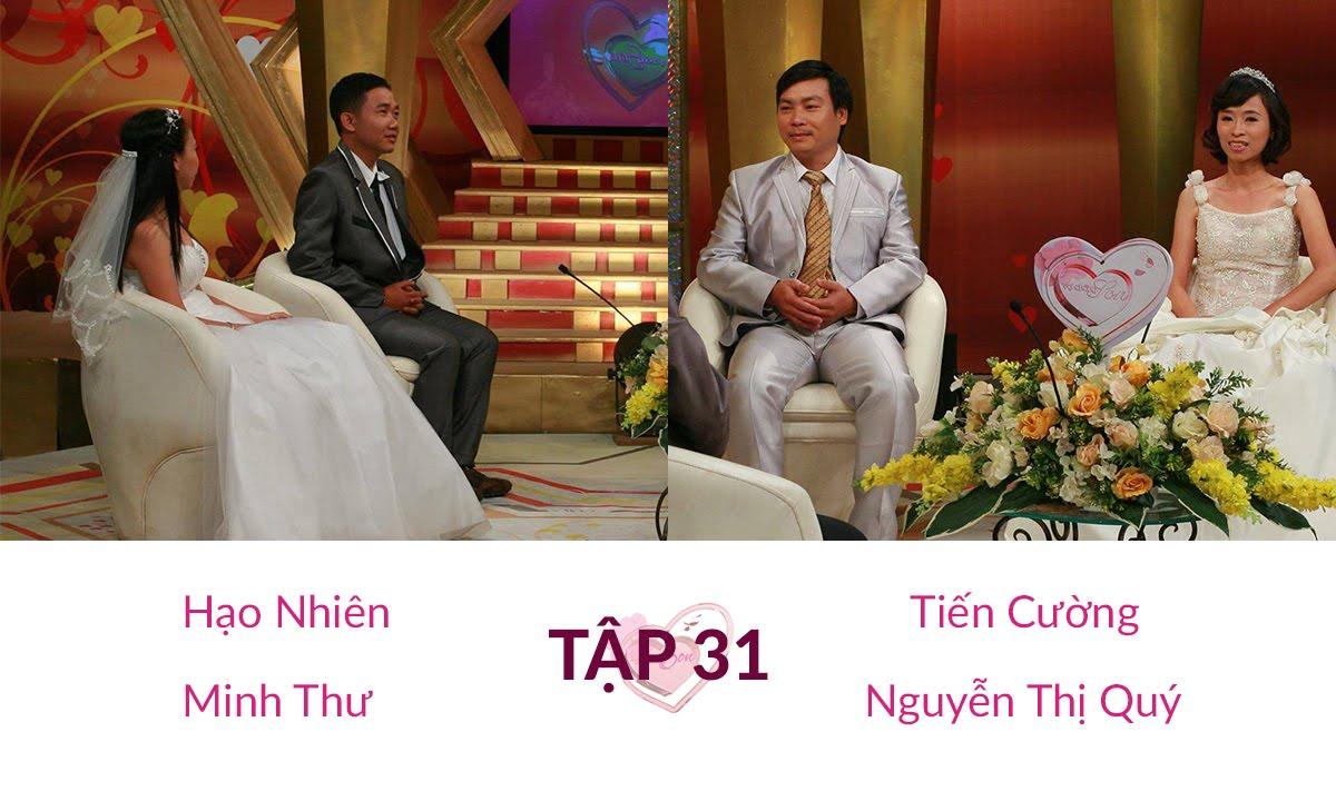 Hạo Nhiên - Minh Thư và Tiến Cường - Nguyễn Thị Quý | VỢ CHỒNG SON | Tập 32 | 140316