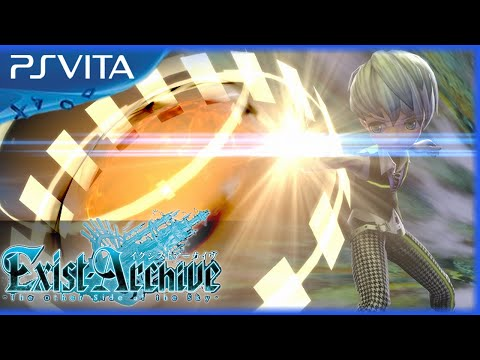 Exist Archive: The Other Side of the Sky - Teaser Gameplay Trailer - PS4, PS Vita [Japan] thumbnail