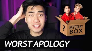 RiceGum Is Caught Snitching (Mystery Box Part 2)