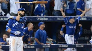 A Game To Remember | October 14, 2015 | Rangers vs Blue Jays ᴴᴰ