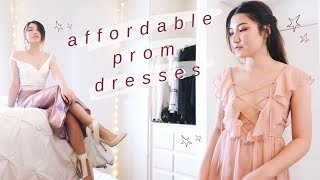 PROM DRESSES FOR UNDER $30 + giveaway [closed]