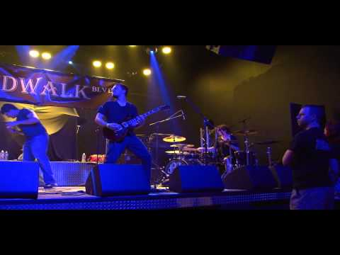 Mindwalk Blvd 2012 Live - Forty Six & 2 - Tool cover