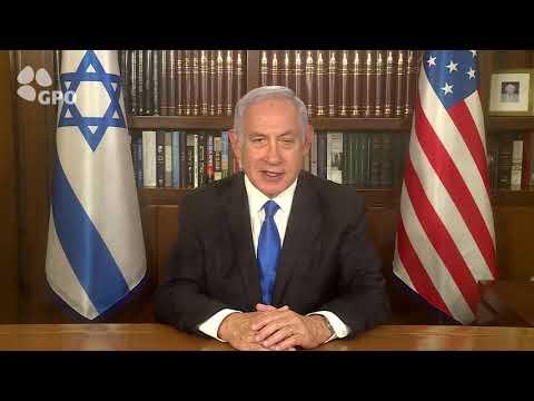 """נתניהו: """"ברכות לידידי הנשיא ביידן"""""""