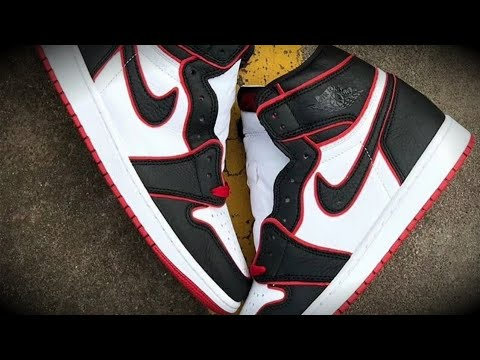 """AIR JORDAN RETRO 1 """"WHO SAID MAN WAS NOT MEANT TO FLY"""""""