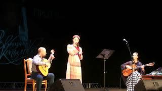 ВЕРОНИКА СЫРОМЛЯ поёт песню СВЕТЛАНЫ КОПЫЛОВОЙ «РУССКАЯ ЗЕМЛЯ»