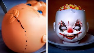 Scary DIY`s and Costumes For Halloween Party