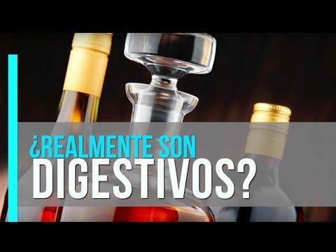 Los digestivos ¿de verdad son digestivos?