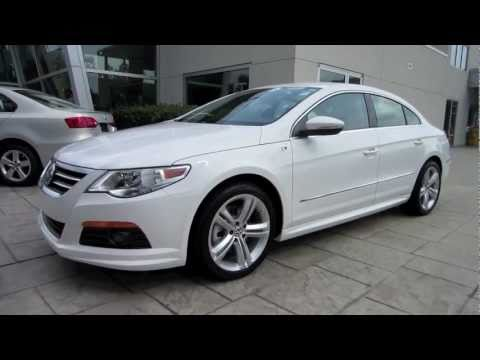 2012 Volkswagen CC R-Line 2.0T In-Depth Tour
