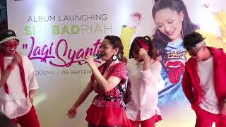 Album Lagi Syantik Siti Badriah (Launching at KFC)