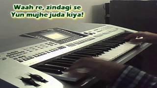 Ye Jism Hai To Kya Jism 2 Piano Cover By Angad Kukreja