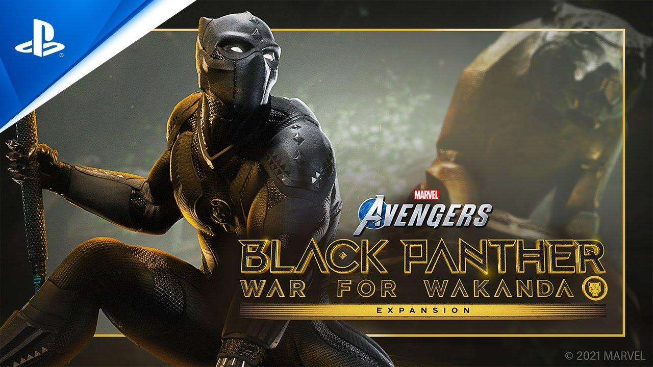 Marvel's Avengers War Table