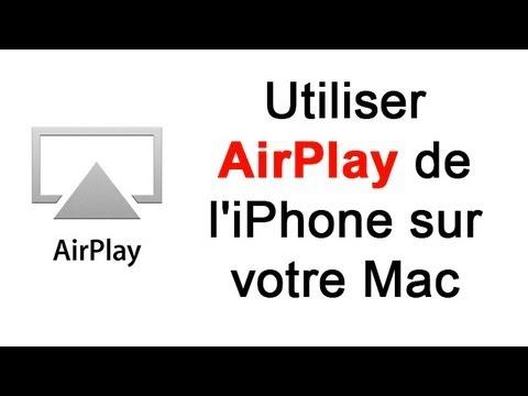 Comment trouver airplay sur iphone ? La réponse est sur