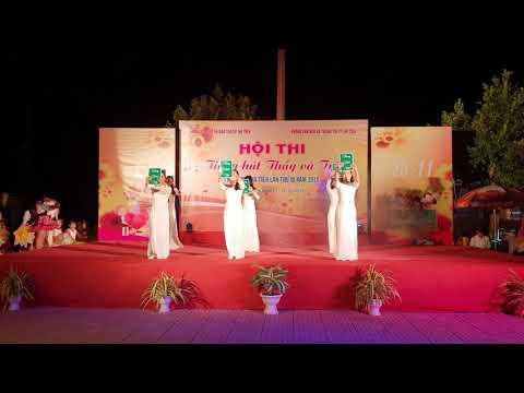 Múa: Trang sử Việt - Trường Tiểu học Đông Hồ