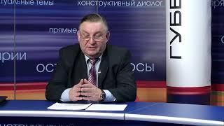 """директор МУП ЖКХ """"Сиверский"""" Алексей Рыжов"""