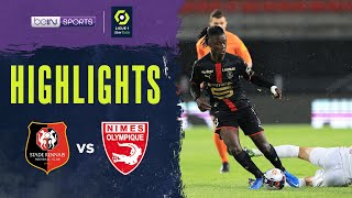 Rennes 2-0 Nimes Pekan 38