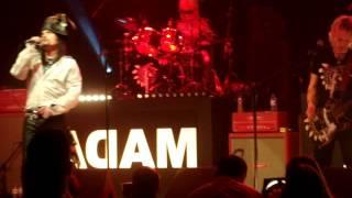 Adam Ant 'Press Darlings' Birmingham Symphony Hall 07.06.2016