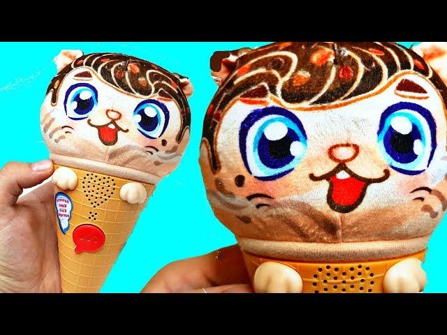 Ароматна Іграшка-Повторюшка - Морозиво Кукі Джеф